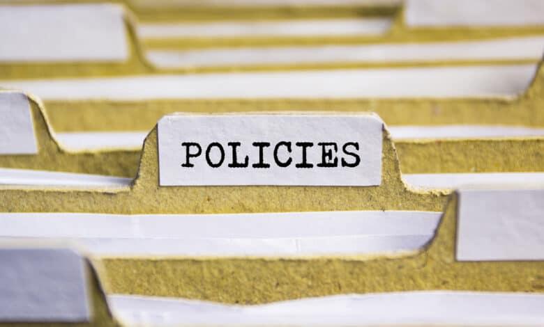 السياسات العامة
