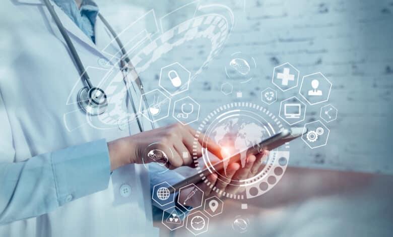 الابتكار في المجال الصحي