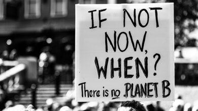صورة التصدي لتغير المناخ مختلف عن مطالب أهداف البيئة والمجتمع والحوكمة