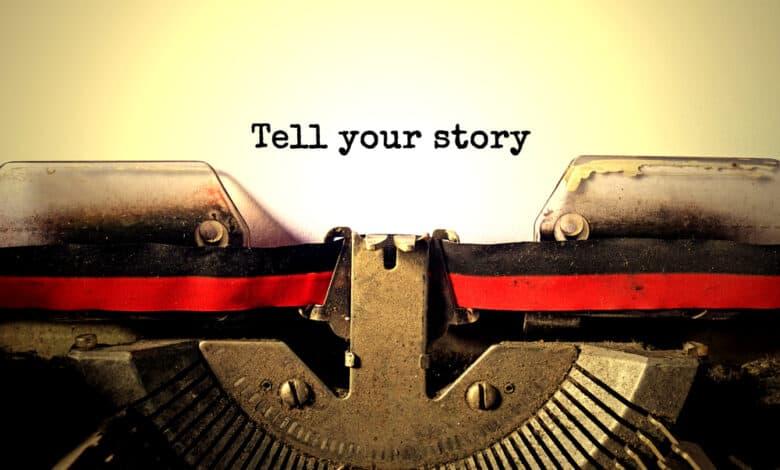 سرد القصص المؤثرة