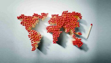 صورة كيف تجمع 200 مليون دولار خلال شهرين لمقارعة أزمة عالمية؟