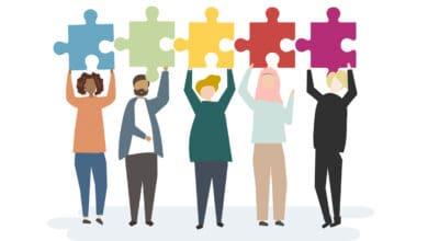 صورة قوة الفرق متعددة الأجيال في القطاع الاجتماعي (الجزء الثاني)