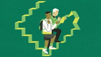 صورة التعلم مدى الحياة وتكامل الفئات العمرية في التعليم العالي (الجزء الأول)